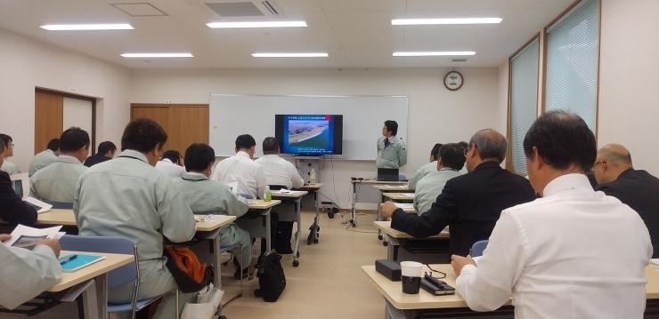 ICT技術を活用した施工事例発表:大野氏