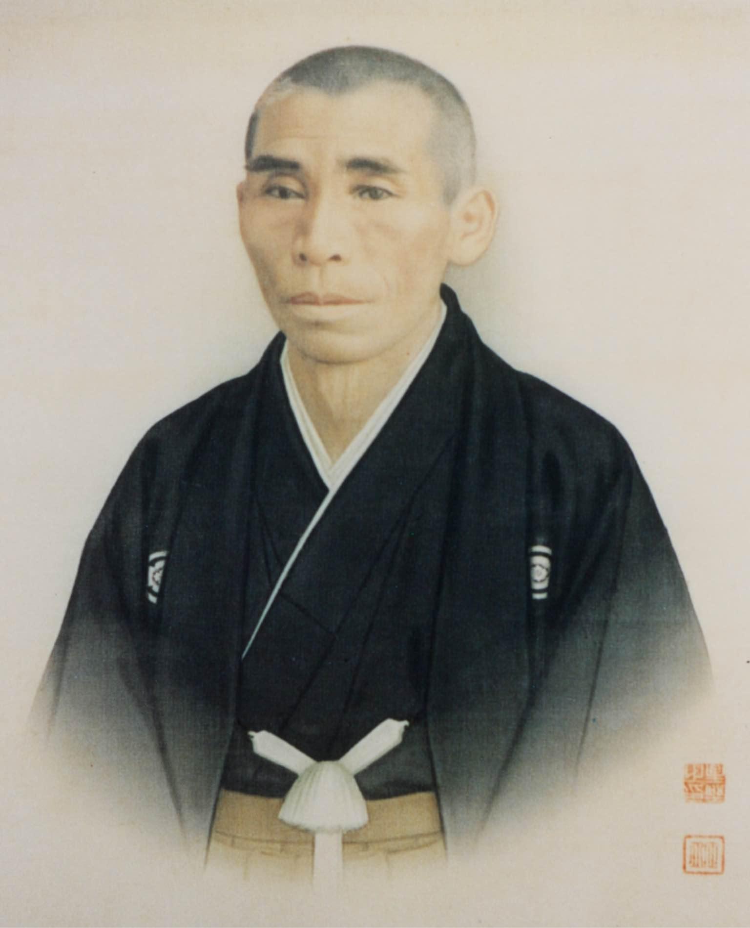 初代 小野鹿蔵